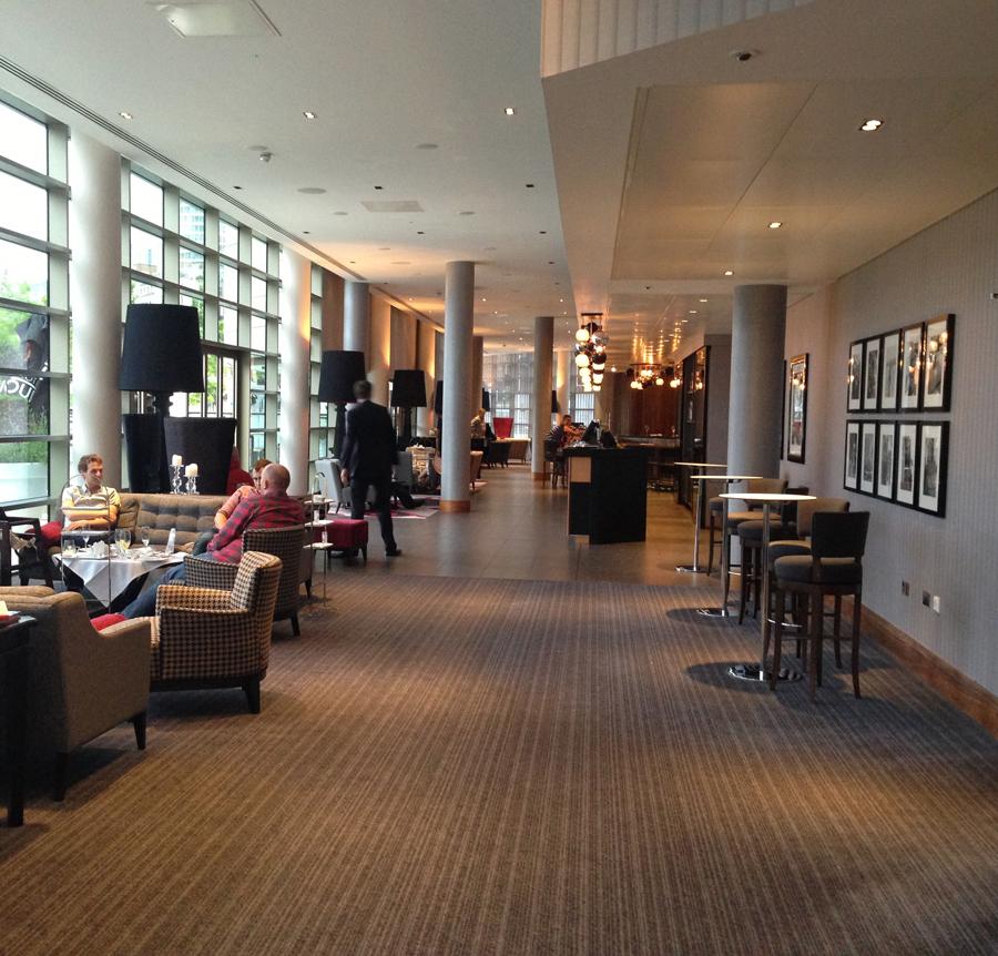 Afternoon Tea at Hotel La Tour, Birmingham