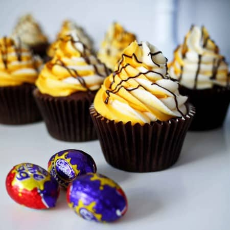 5 Top Tips for the Best Cadburys Creme Egg Cupcakes