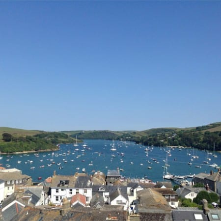 Our Week in Salcombe