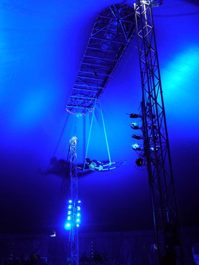 John Lawson Spooky Human Circus