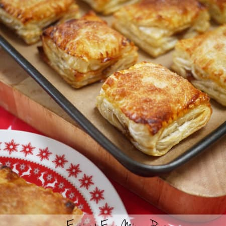 Easiest Ever Puff Pastry Mince Pies
