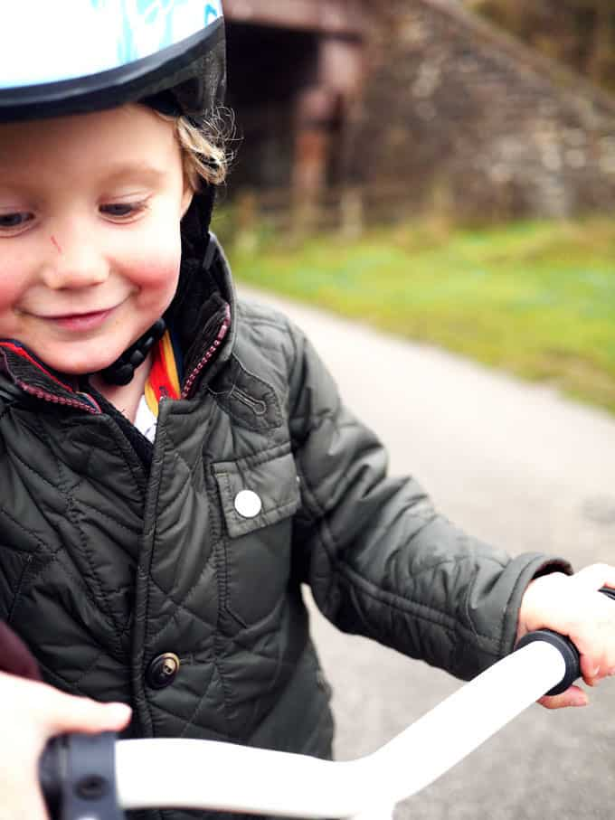 Balance Bike Tips With Kettler Taming Twins