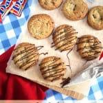 Daim Bar Cookies