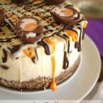 Creme Egg Cheesecake Recipe