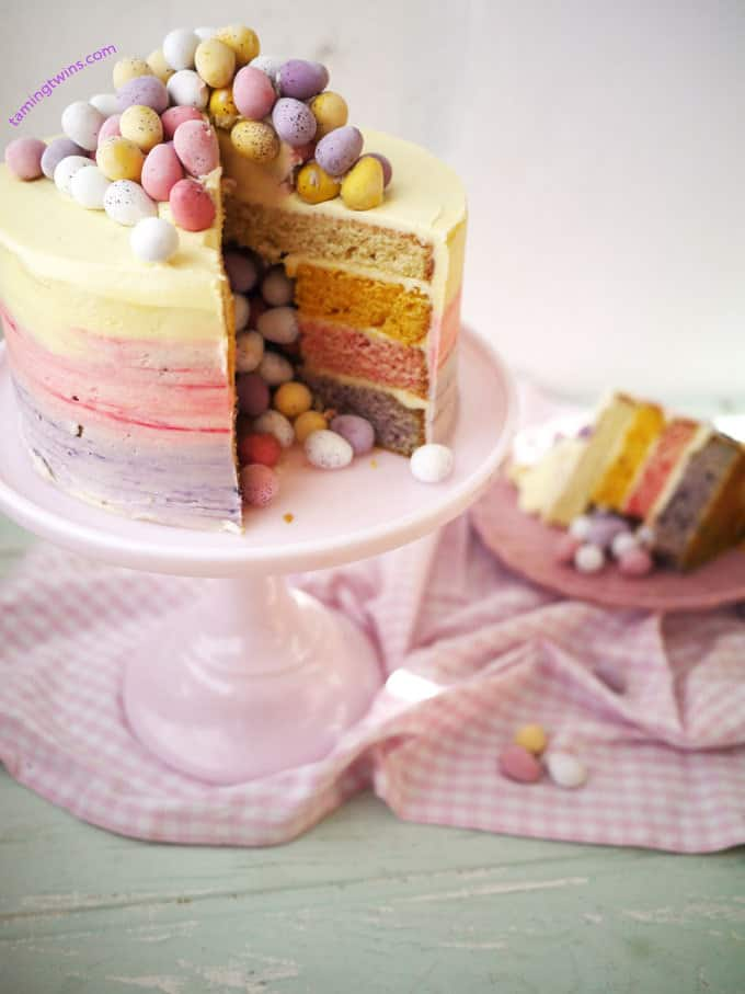 Cake Recipe With Lots Of Eggs