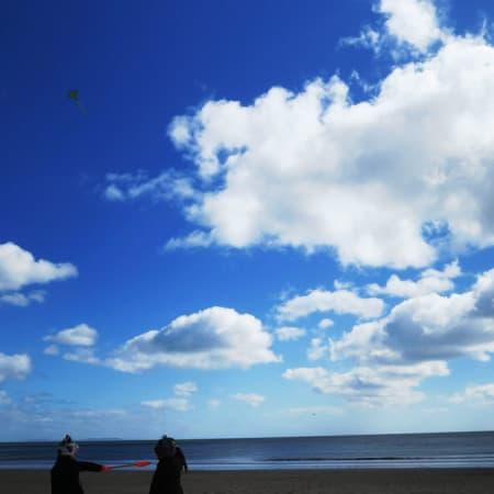 Beaches & Blue Skies at Bluestone, Wales