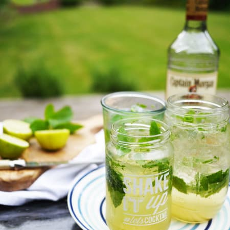 Mash Up a Mojito with TheBar.com and #LetsCocktail
