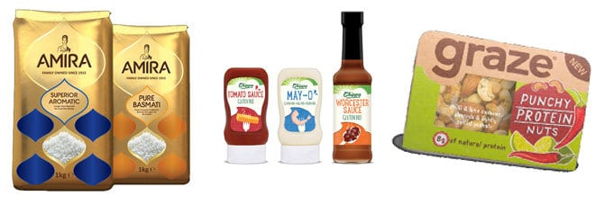 Amira Rice Chippa Sauces