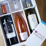 Wine and Sympathy Box