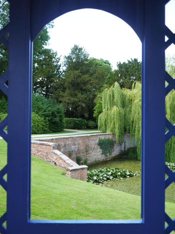 Hanbury Hall National Trust Worcestershire