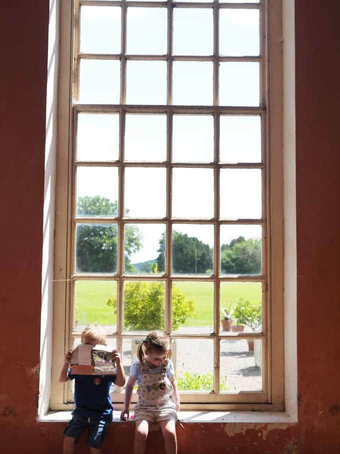 Hanbury Hall National Trust Worcestershire Orangery