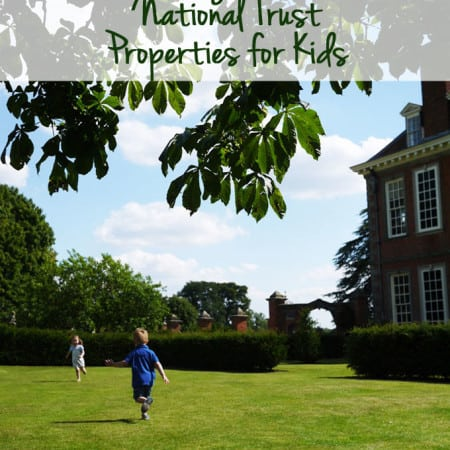 5 National Trust Places for Kids in The Midlands