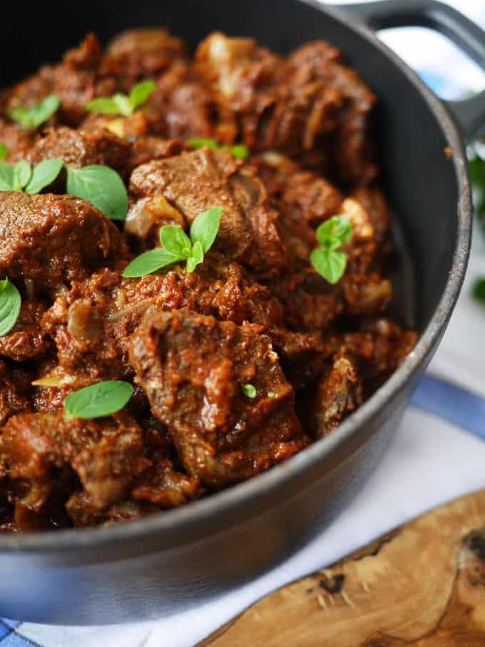 Slimming World Beef Stifado Recipe