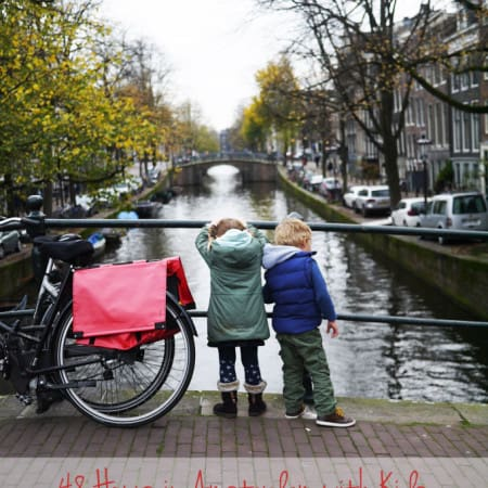 48 Hours in Amsterdam with Kids – Part 1