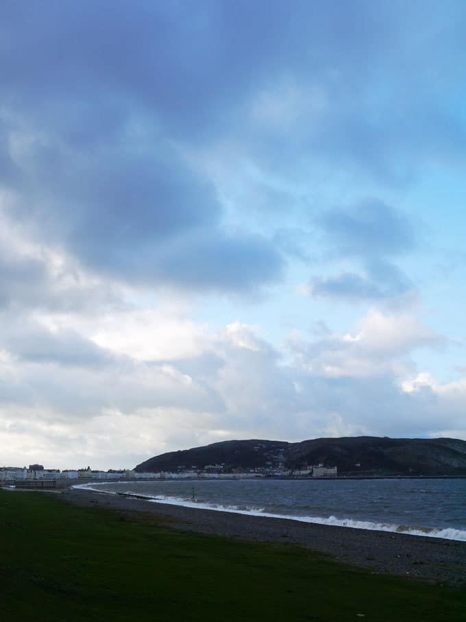 A windy weekend in Wales - Review of the Llandudno Bay Hotel and Spa, Wales