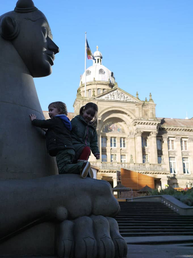 We're Going on a Bear Hunt at Birmingham Town Hall