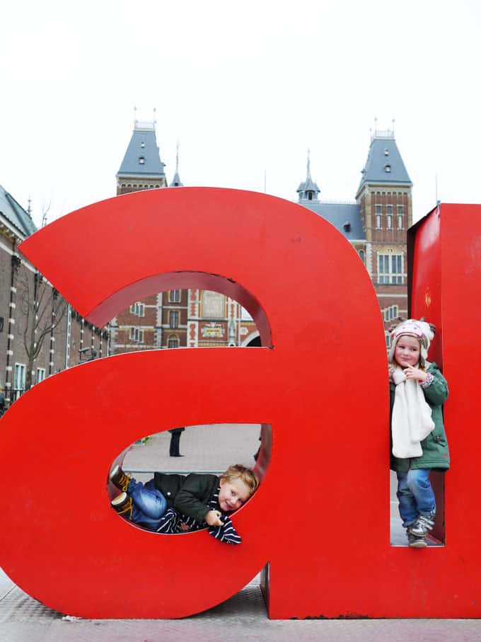 Amsterdam with Kids - 6 Things You Must Do! - Tips and tricks from locals for the ideal children's activities in the city. | http://www.tamingtwins.com