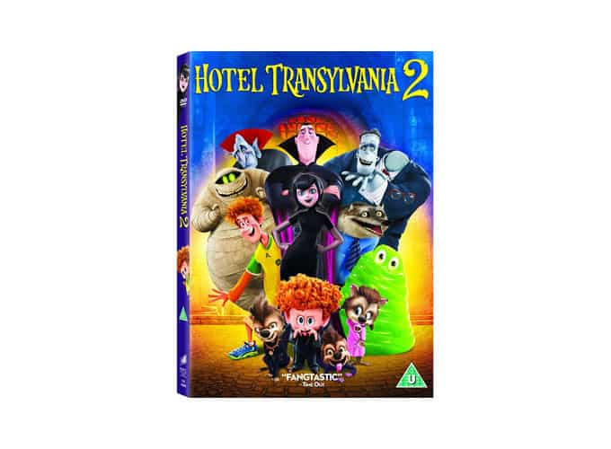 Hotel Transylvania 2 Giveaway!