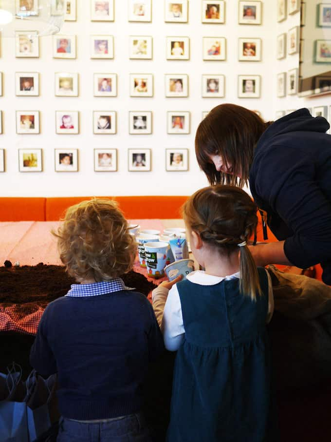 A day with Innocent Drinks, learning to Sow and Grow! Get kids gardening and growing and learning where food comes from | http://www.tamingtwins.com