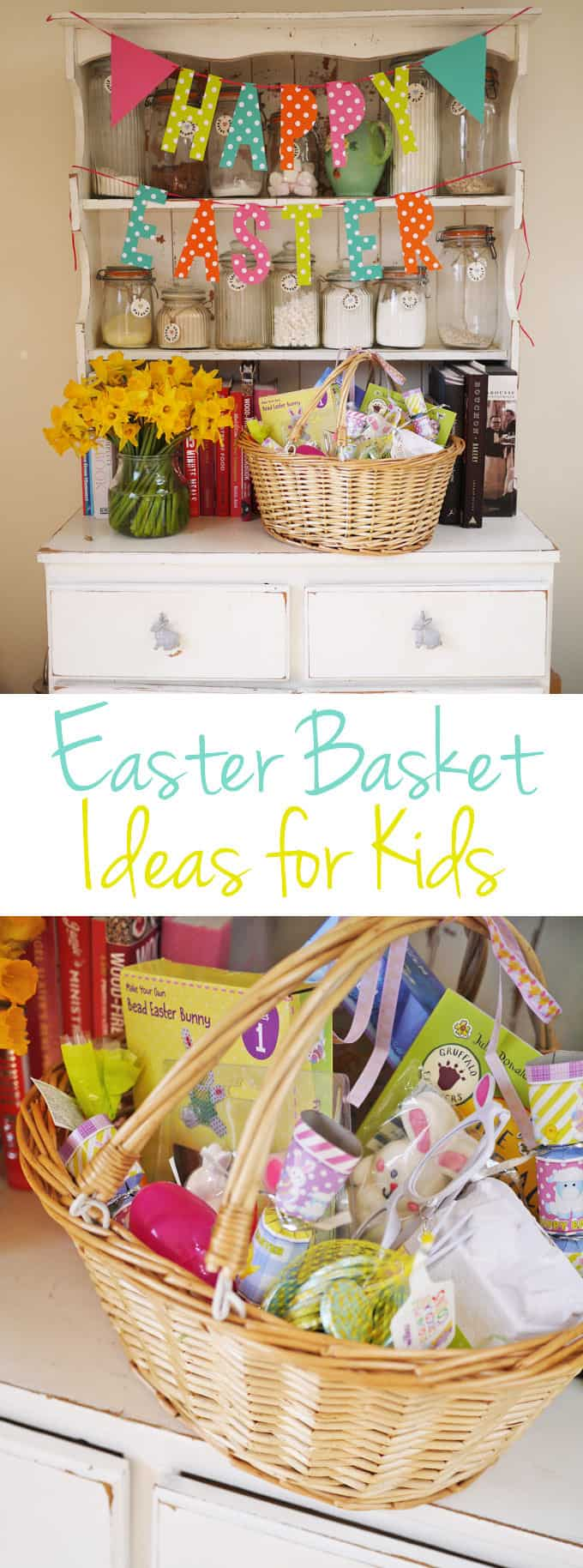 Easter basket ideas for kids taming twins easter basket ideas for kids tips and advice for what to put into your easter negle Images