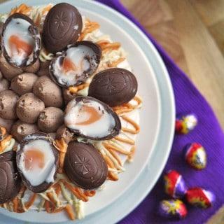 Creme Egg Pavlova Recipe