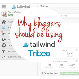 How to Use Tailwind Tribes for Pinterest