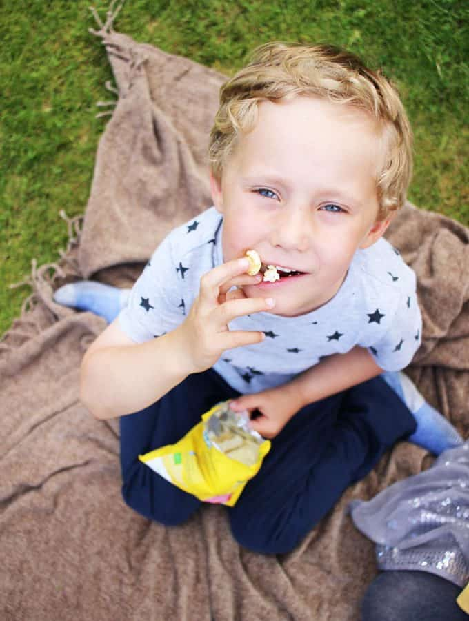 We've been testing out the new Organix products, including Crispy Bars, Puffcorn, Mini Oaty Bites and Breadsticks - yum! http://www.tamingtwins.com