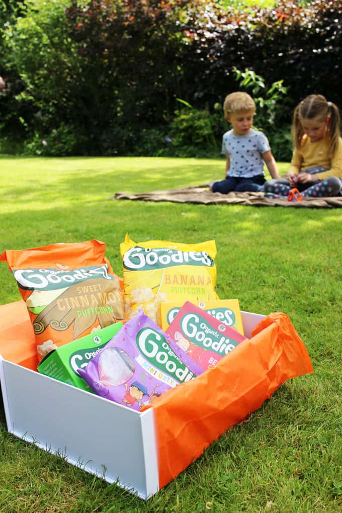 We've been testing out the Organix new products, including Crispy Bars, Puffcorn, Mini Oaty Bites and Breadsticks - yum! http://www.tamingtwins.com