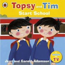 Is you little one starting school this year? Here are some of the best books about starting school we've found. Books for parents and children, to prepare us both for going to school. http://www.tamingtwins.com