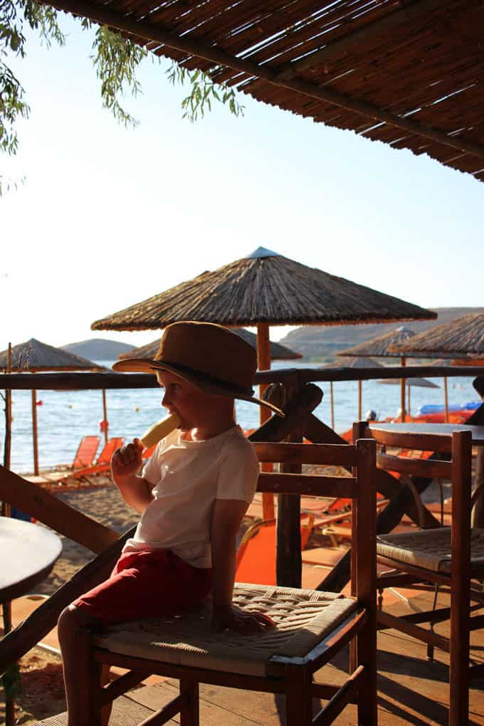 Our family holiday to Lemnos Beach Resort, with Mark Warner.