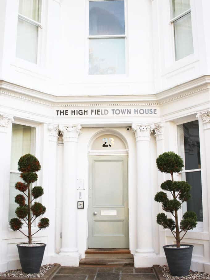 A review of the stunning High Field Town House, Edgbaston, Birmingham. A pub with 12 beautifully decorated boutique rooms next door.