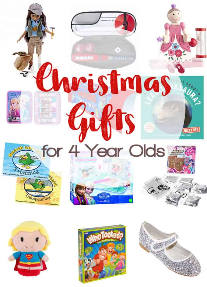 Christmas Gift Ideas For 4 Year Old - Eskayalitim