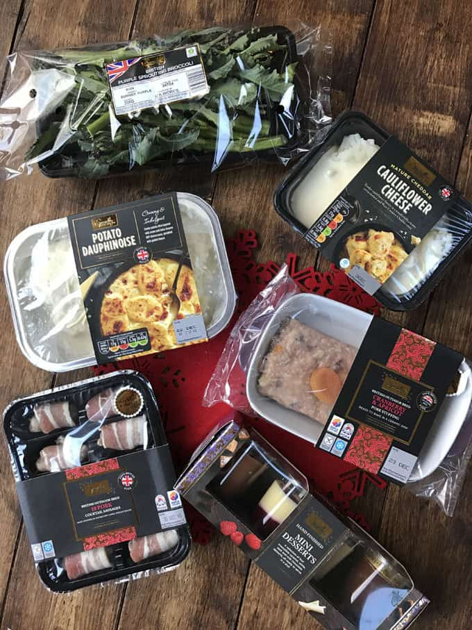 My favourite festive food buys from the Aldi Specially Selected range.