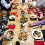 Top tips for a family friendly Christmas lunch, with Organix.