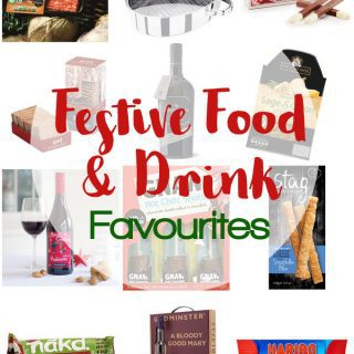 Festive Food & Drink Favourite Buys