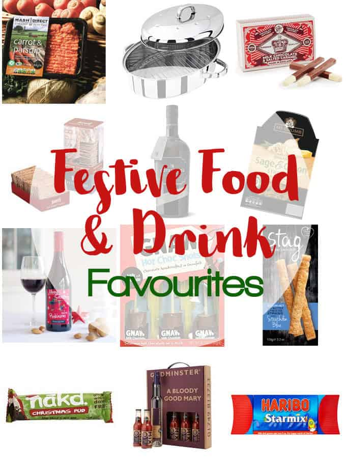 Our favourite foodie picks for winter 2016. Food and drinks for your festive table and for gifts.