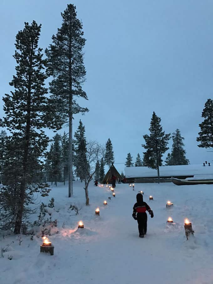 Our magical 3 day trip to Lapland, Finland, with Santa's Lapland. The perfect Christmas adventure for kids!