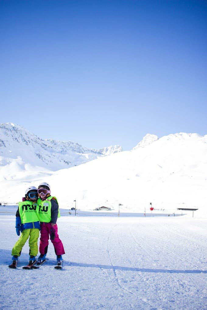 A week skiing with Mark Warner in Tignes at the Chalet Hotel L'Ecrin - what is a week skiing with children, really like in France..?