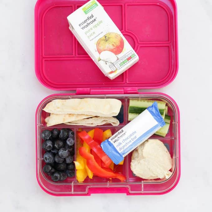 A week of no sandwich lunch boxes for kids (or grown ups!) packed in our favourite YumBoxes.