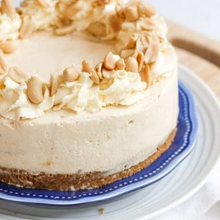 Peanut Butter Cheesecake Recipe