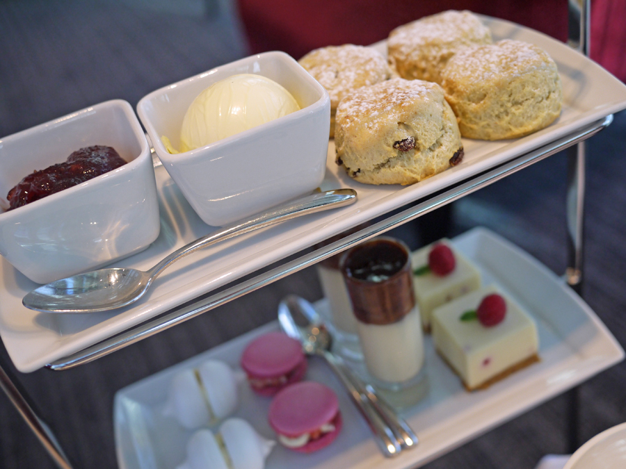 Afternoon Tea at Hotel La Tour, Birmingham