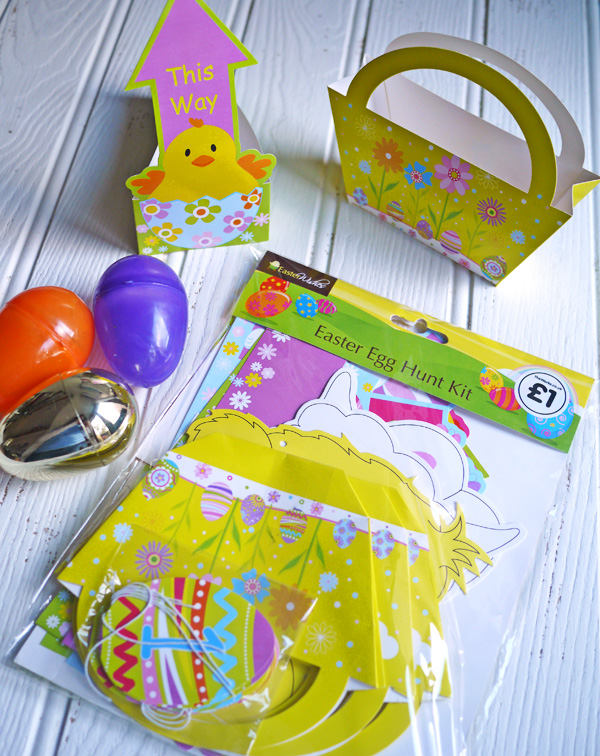 Easter Gift Basket for Toddlers