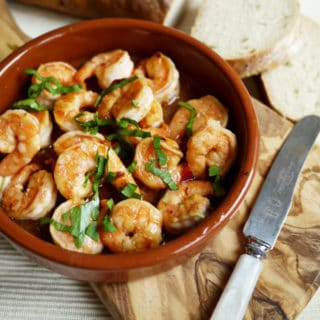 how to cook gambas pil pil