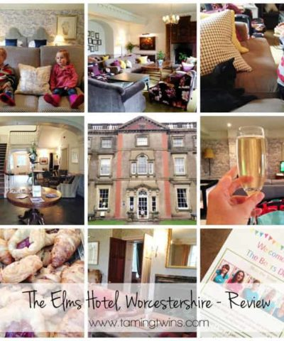 The Elms Hotel and Spa, Abberley, Worcestershire - Review