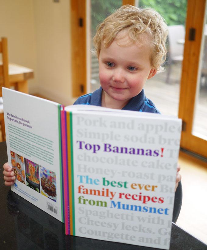 Top Bananas! Mumsnet Recipe Book Review