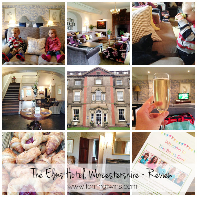 The Elms Hotel and Spa Worcestershire Review