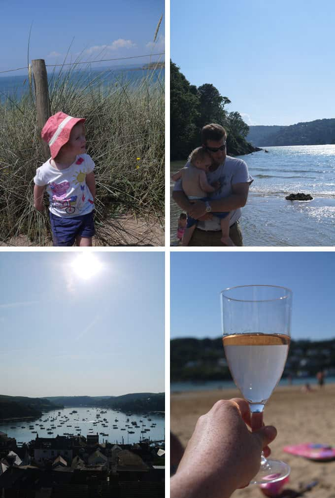 salcombe-beaches-rose-collage
