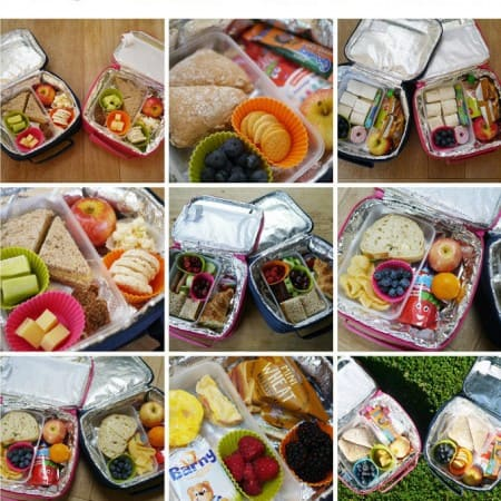 40 Toddler Lunchbox Ideas