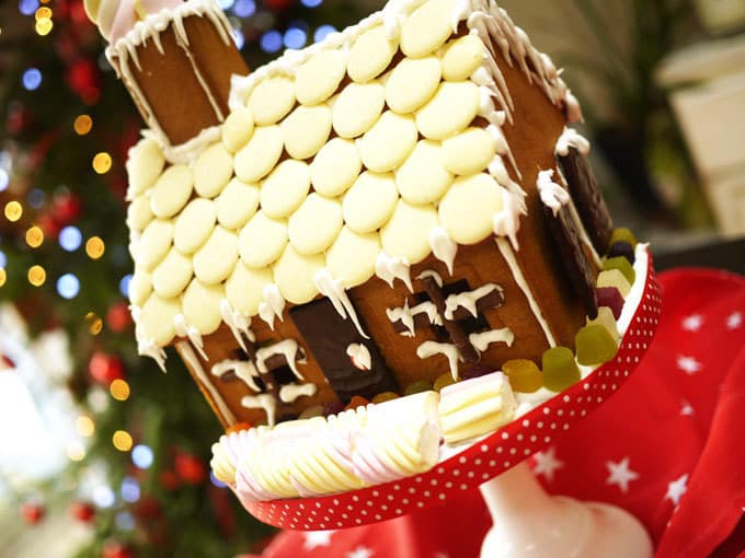 Tips and advice for how to decorate an IKEA Gingerbread House kit. Such a fun and easy festive activity, here's how to make yours look really special!