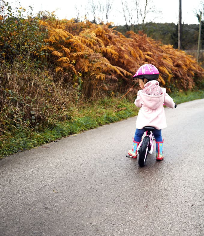 Balance Bike Top Tips